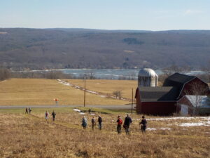 Honeoye Lakeview Hike