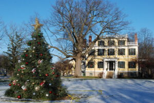 Hiking Tour - Canandaigua Historic Districts